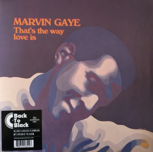 Marvin Gaye ‎- That's The Way Love Is (LP) (180g Vinyl) (M/M) (Sealed)